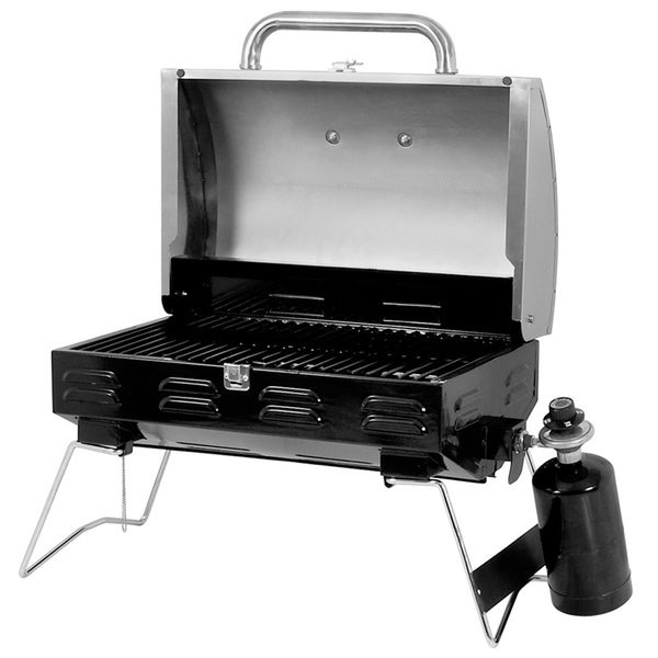 Brinkmann Tabletop Gas Grill Free Shipping Today