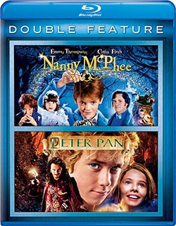 Nanny McPhee/Peter Pan (Blu-ray Disc)