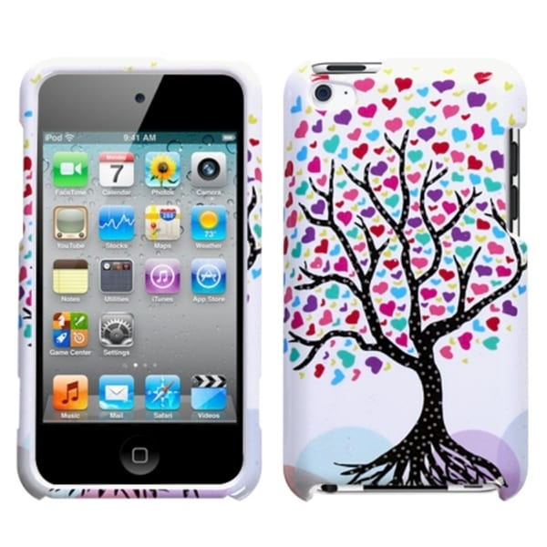 INSTEN Love Tree Case Cover for Apple iPod Touch Generation 4
