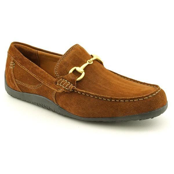 Clarks Men's 'Plateau Piazza' Regular Suede Casual Shoes