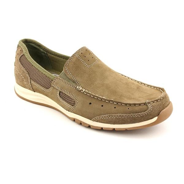 Clarks Men's 'Armada Spanish' Leather Casual Shoes