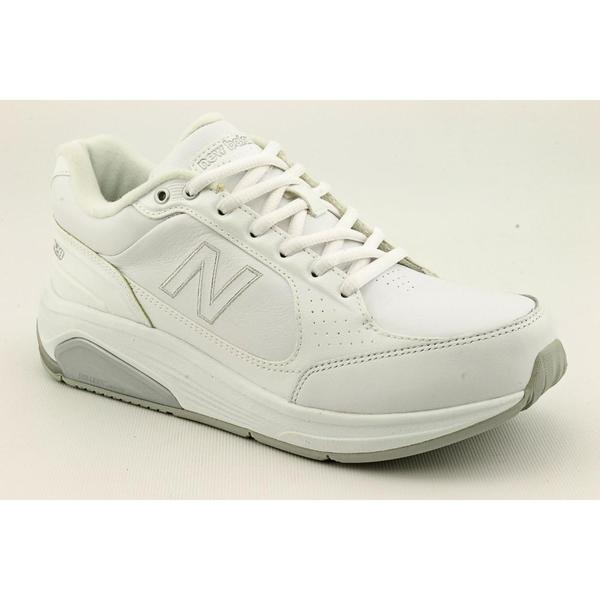 WW928' Leather Athletic Shoe - Wide