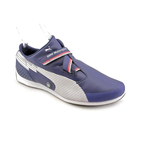 Puma Men's 'Evospeed Low BMW' Leather Casual Shoes