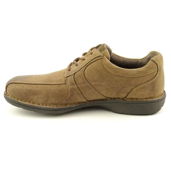 Clarks Men's 'Sektor 4 Eye' Leather Casual Shoes