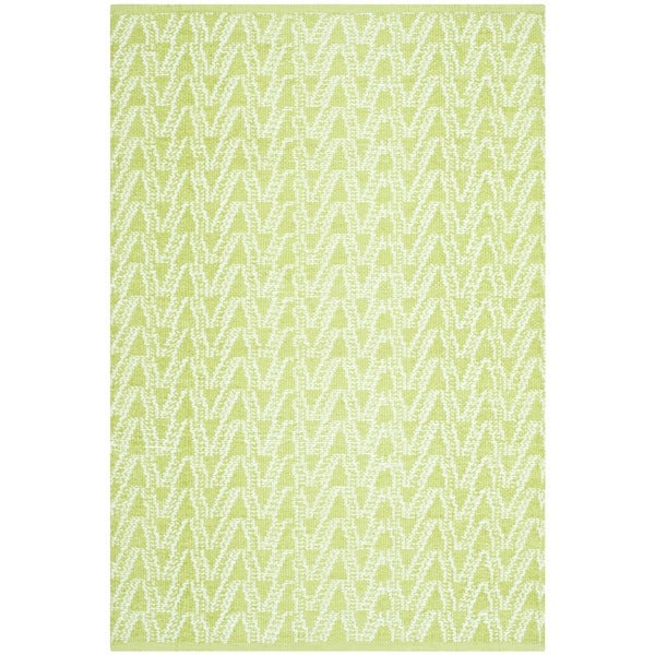 Shop Thom Filicia Hand Woven Indoor Outdoor Key Lime