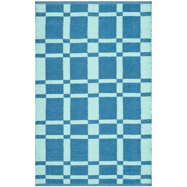 shop thom filicia hand woven indoor outdoor sea plastic rug 2 39 6 x 4 39 on sale free. Black Bedroom Furniture Sets. Home Design Ideas