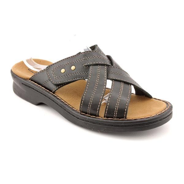 Clarks Women's 'Patty Georgia' Leather Sandals