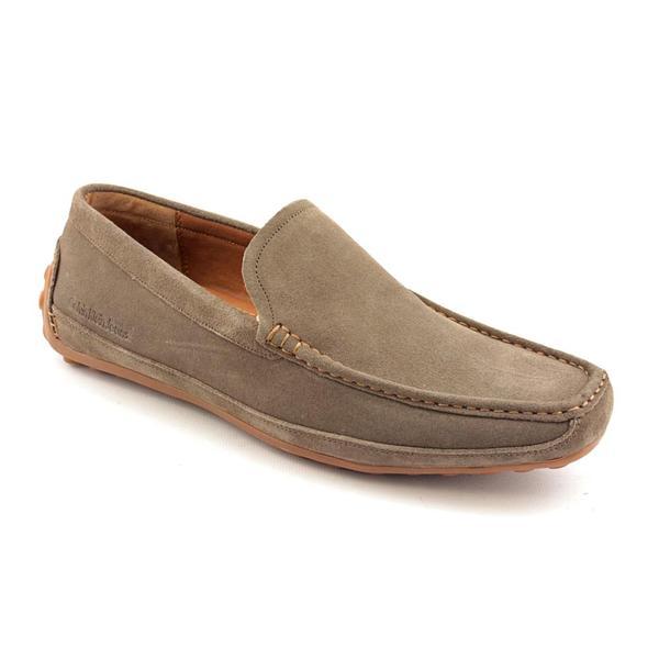 Calvin Klein Jeans Men's 'Sander' Regular Suede Casual Shoes