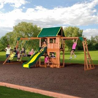 Backyard Discovery Prairie Ridge Play Set