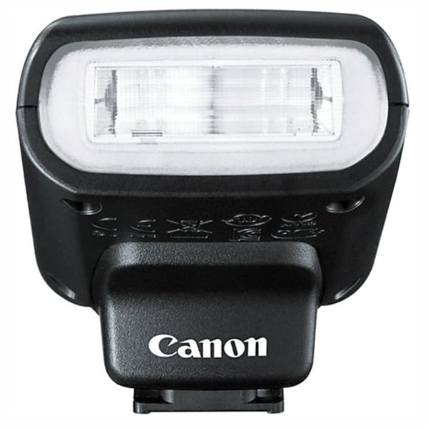 Canon Speedlite 90EX Flash for Canon EOS M Camera (New Non Retail Packaging)