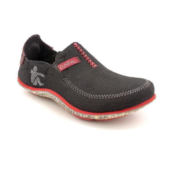 Cushe Men's 'Surf Slipper Loafer Felt' Basic Textile Casual Shoes