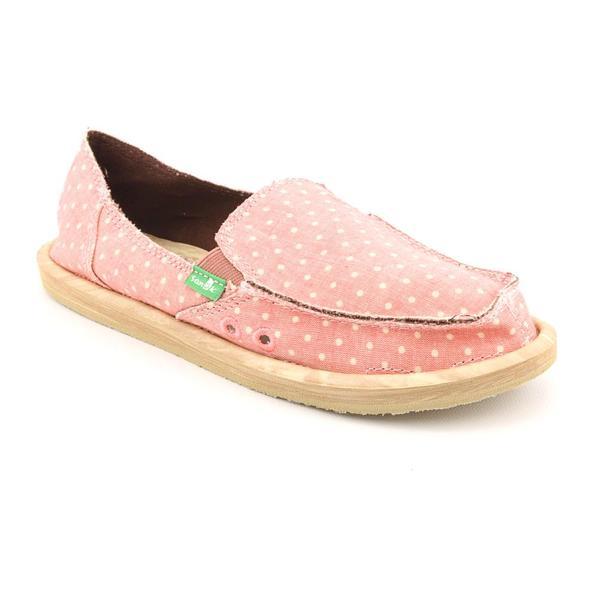 Sanuk Women's 'Dotty' Basic Textile Casual Shoes