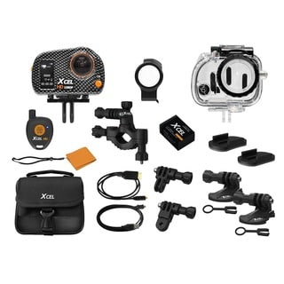 Spy Point Sport Edition POV Action Cam Full HD Black