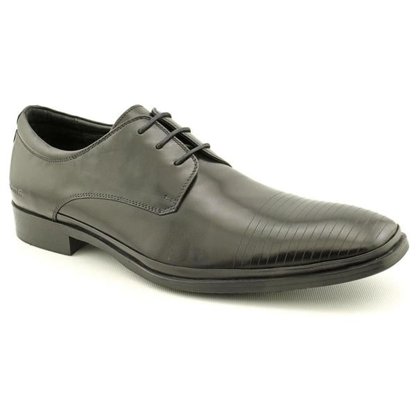 Kenneth Cole NY Men's 'Alarm Clock' Leather Dress Shoes