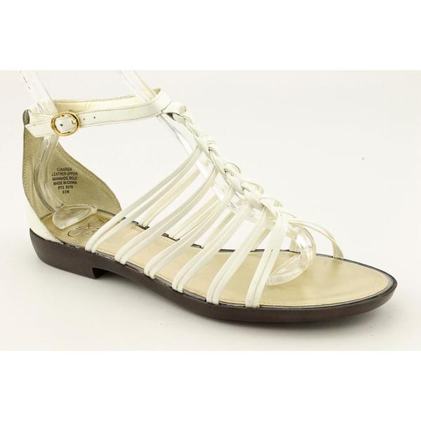 Circa Joan & David Women's 'Karen' Leather Sandals (Size 8.5)