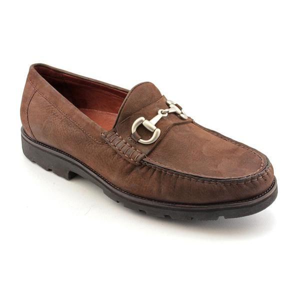 Robert Zur Men's 'Stefano' Nubuck Casual Shoes - Wide