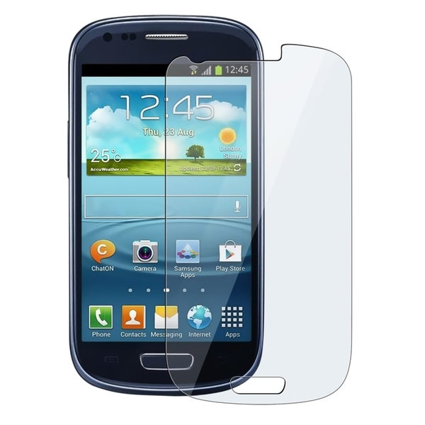 INSTEN Clear Screen Protector for Samsung Galaxy S III mini I8190