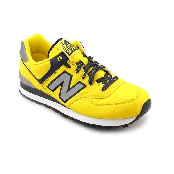 New Balance Men's 'ML574' Basic Textile Casual Shoes