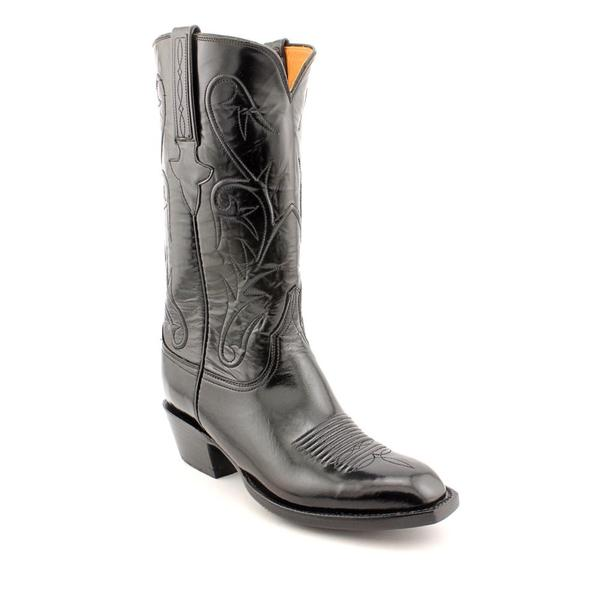 Lucchese Men's 'L151514' Leather Boots