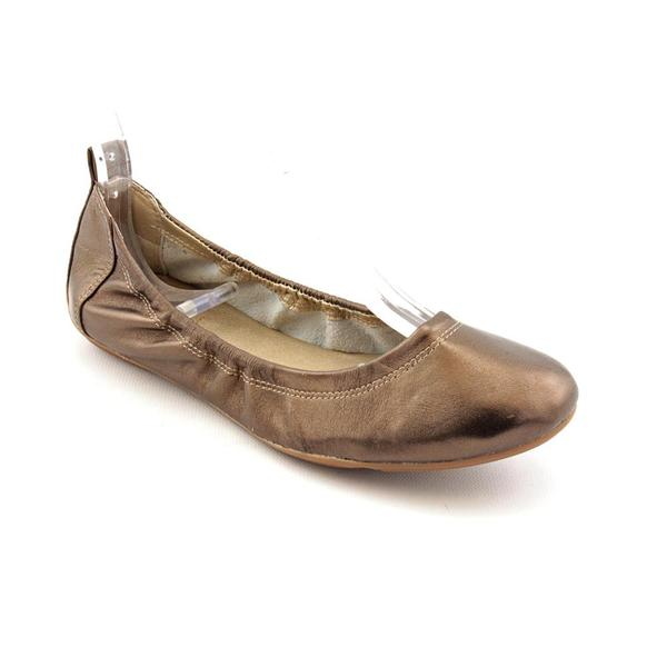 Cole Haan Women's 'Air Jenni.Ballet' Leather Dress Shoes