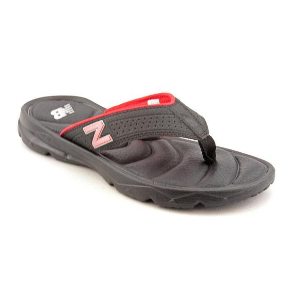 New Balance Men's 'Rev Plush20 Thong' Synthetic Sandals