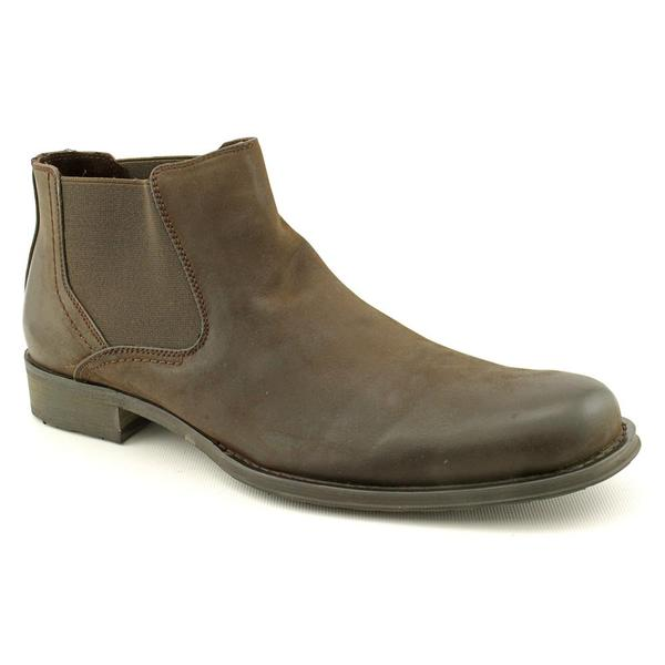 Kenneth Cole NY Men's 'Peer Re-View' Nubuck Boots (Size 11)