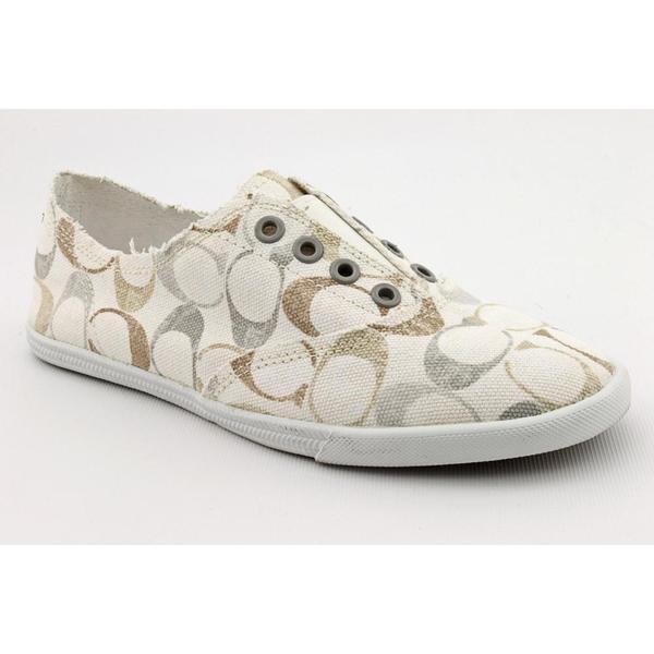 Coach Women's 'Katie' Basic Textile Casual Shoes