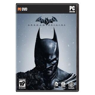 PC -  Batman Arkham Origins