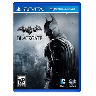 PlayStation Vita - Batman Arkham Origins Blackgate