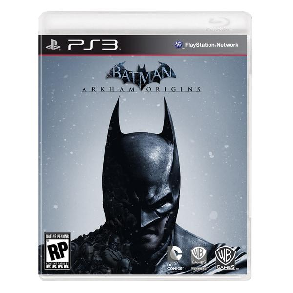 PS3 - Batman Arkham Origins