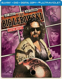 The Big Lebowski - Limited Edition Steelbook (Blu-ray/DVD)