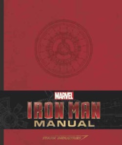 Iron Man Manual (Hardcover)