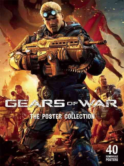 Gears of War: The Poster Collection (Paperback)