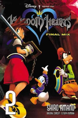 Kingdom Hearts: Final Mix 2 (Paperback)