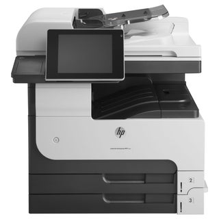 HP LaserJet M725DN Laser Multifunction Printer - Monochrome - Plain P