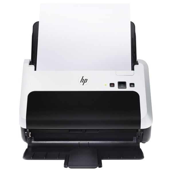 HP Scanjet 3000 Sheetfed Scanner - 600 dpi Optical