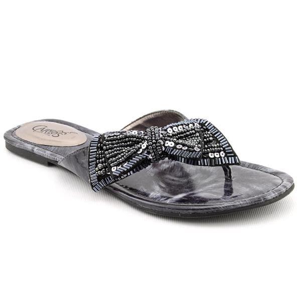 Carlos Santana Women's 'Rhapsody' Synthetic Sandals (Size 7.5)