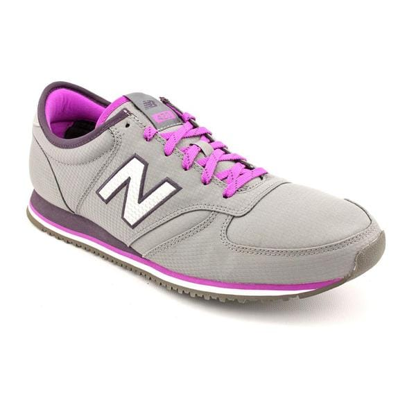 New Balance Men's 'U420' Basic Textile Casual Shoes (Size 9.5)