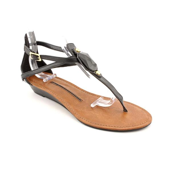New Directions Women's 'Gory' Synthetic Sandals (Size 9)