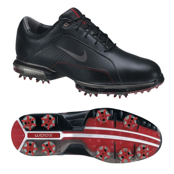 b78fbacc8cfd Shop Nike Men s Zoom TW 2012 Black Golf Shoes - Free Shipping Today -  Overstock.com - 7932164