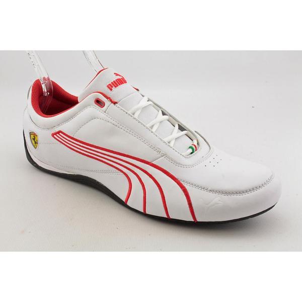Puma Men's 'Drift Cat 4 SF' Leather Casual Shoes (Size 13)