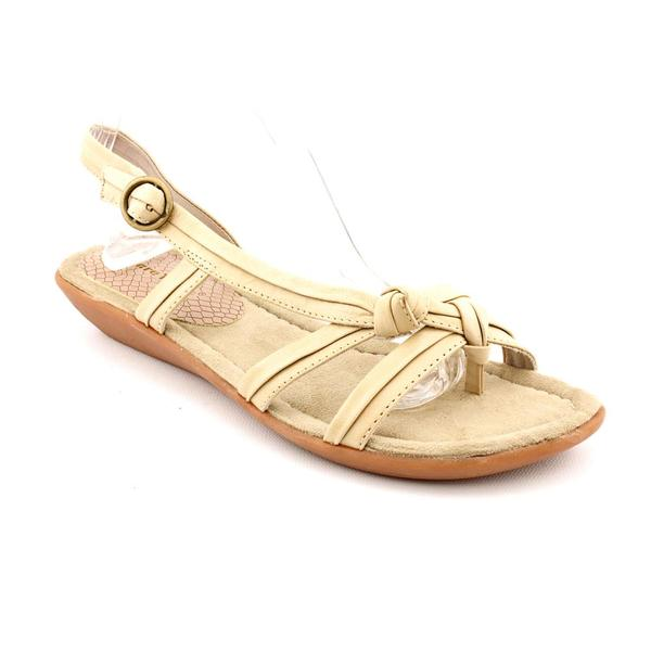 Baretraps Women's 'Chelby' Leather Sandals (Size 8.5)