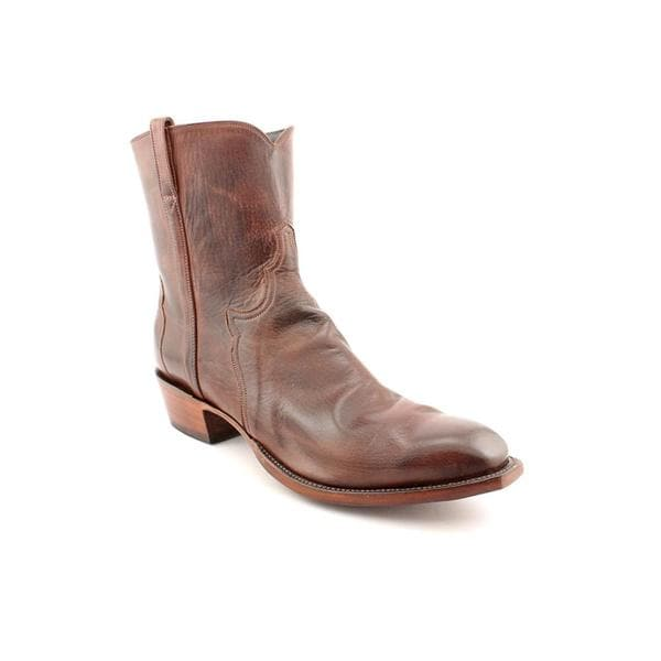 Lucchese Men's 'F5051' Leather Boots - Wide