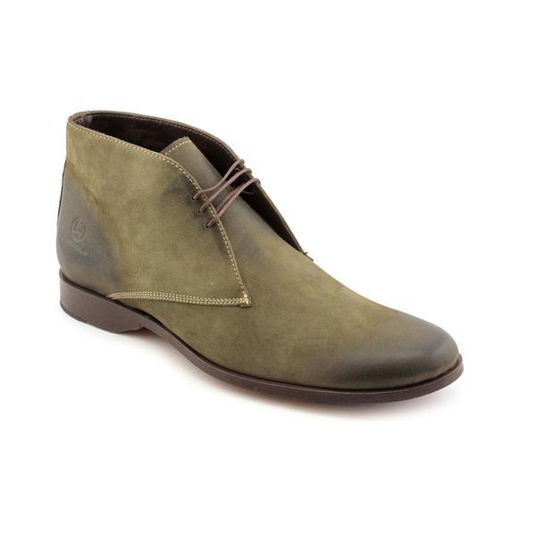 J.Artola Men's 'Delancey' Leather Casual Shoes (Size 7)