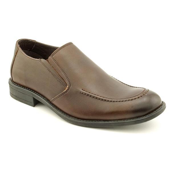 Steve Madden Men's 'Belgim' Leather Dress Shoes (Size 8.5)