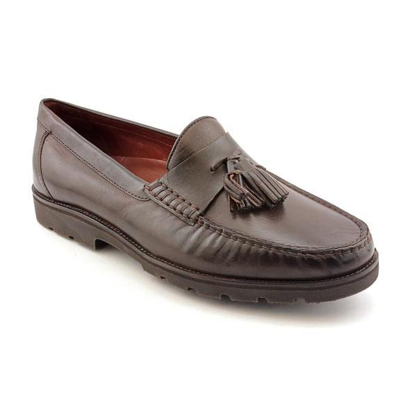 Robert Zur Men's 'Martano' Leather Casual Shoes