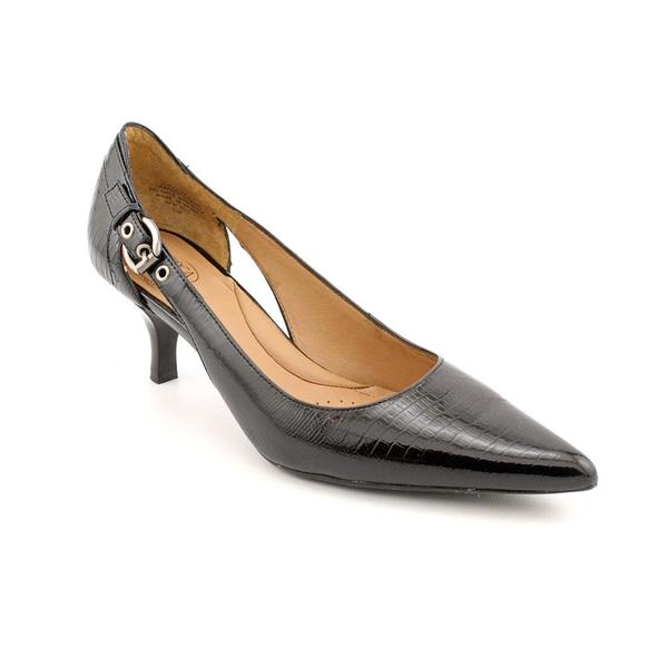 Circa Joan & David Women's 'Callalily' Leather Dress Shoes (Size 10)
