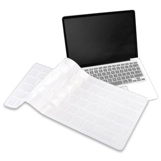 INSTEN Keyboard Shield for Apple Macbook Pro White 13-inch/ Pro Series