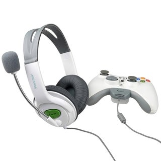 INSTEN Headset with Microphone for Microsoft xBox 360