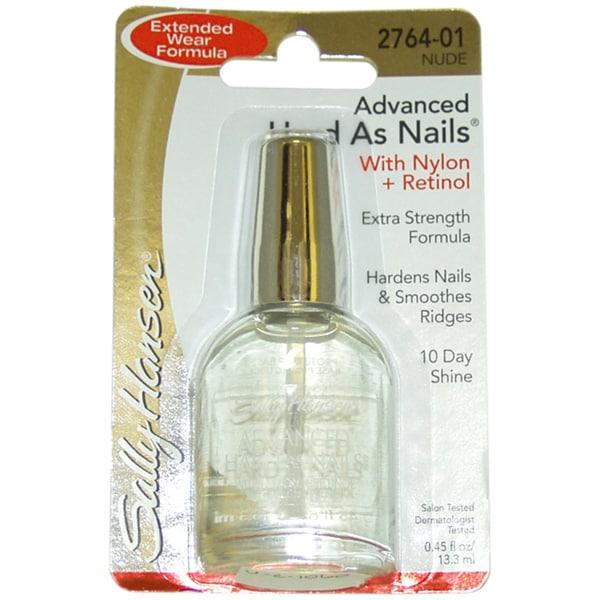 Sally Hansen Advanced Hard As Nails Polish